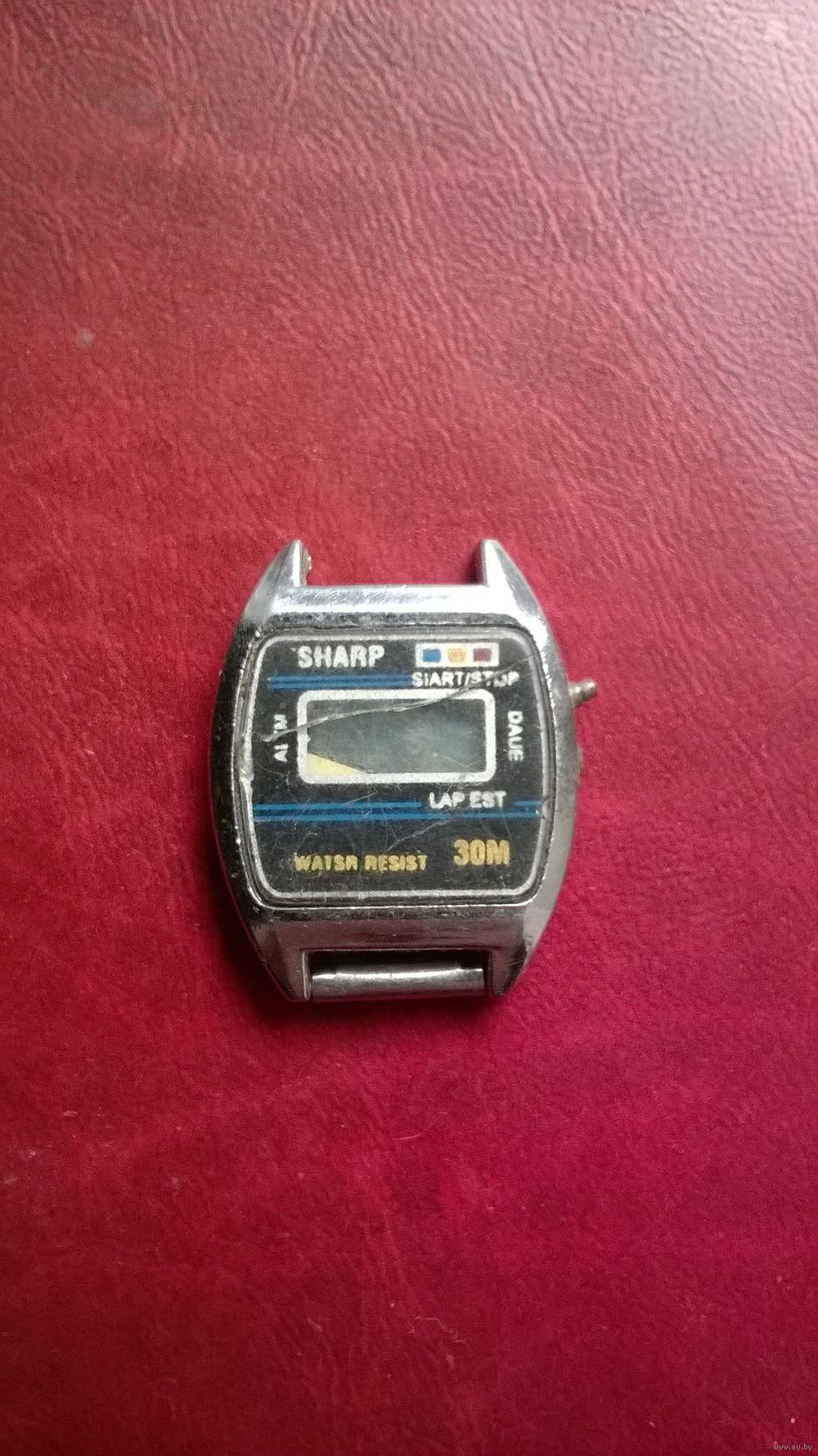 Наручные часы Sharp - quintryru
