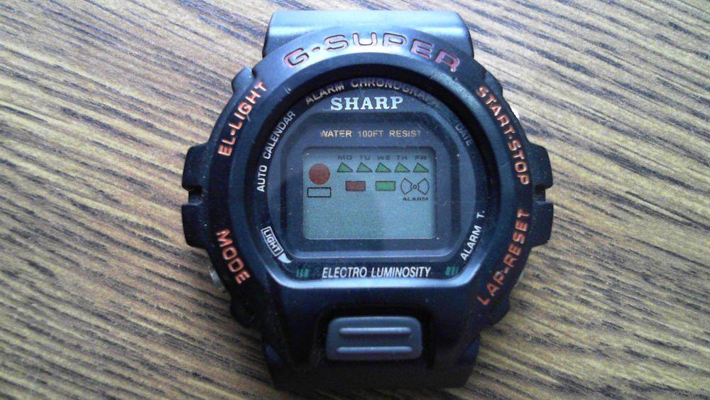 Наручные часы sharp - магазин часов