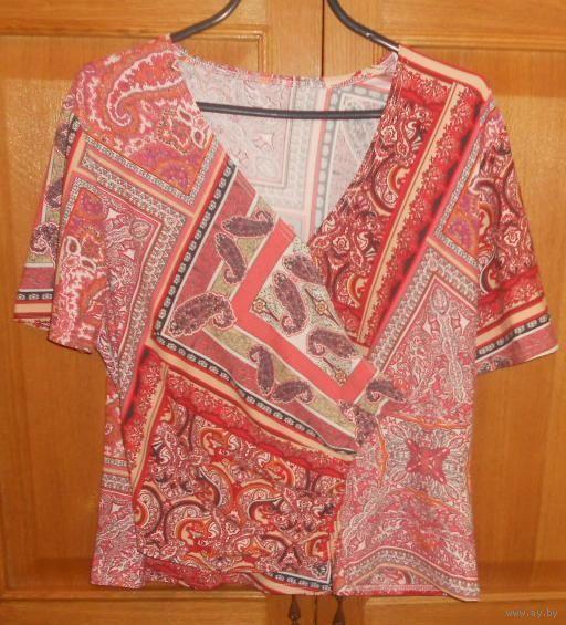 Блузки 52 Размера