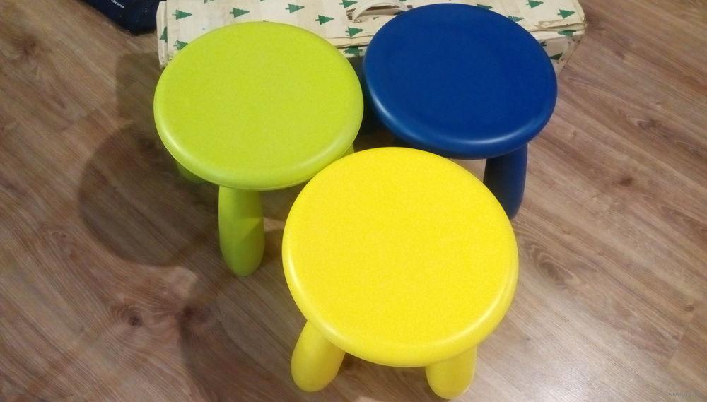стульчик икеа Ikea 3 штуки купить в минске детские товары Ayby
