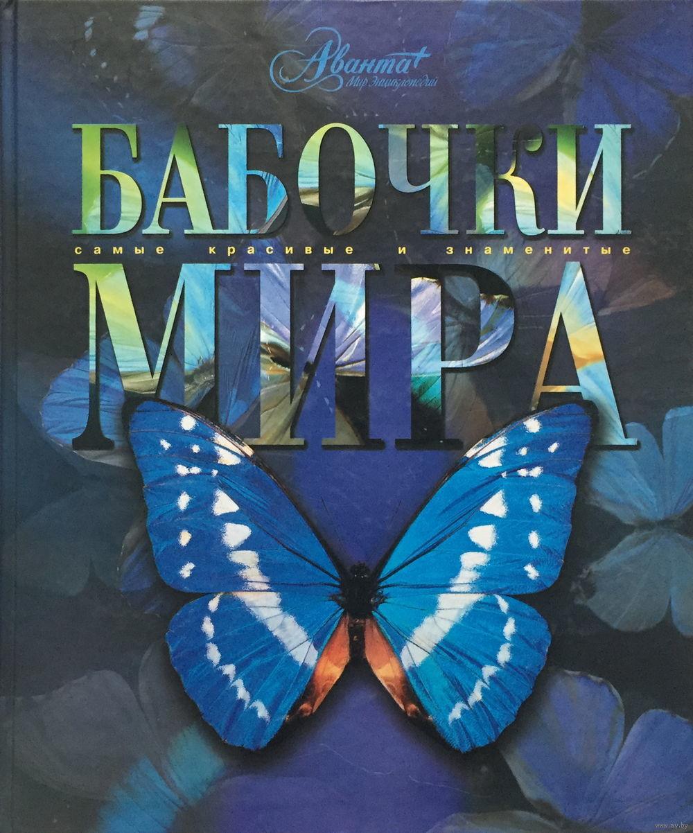 Энциклопедия о бабочках с фото 4