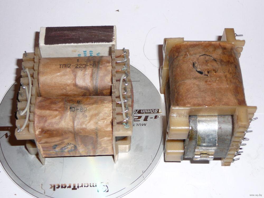 Трансформатор ТС 11, характеристики, отличия обмотки.