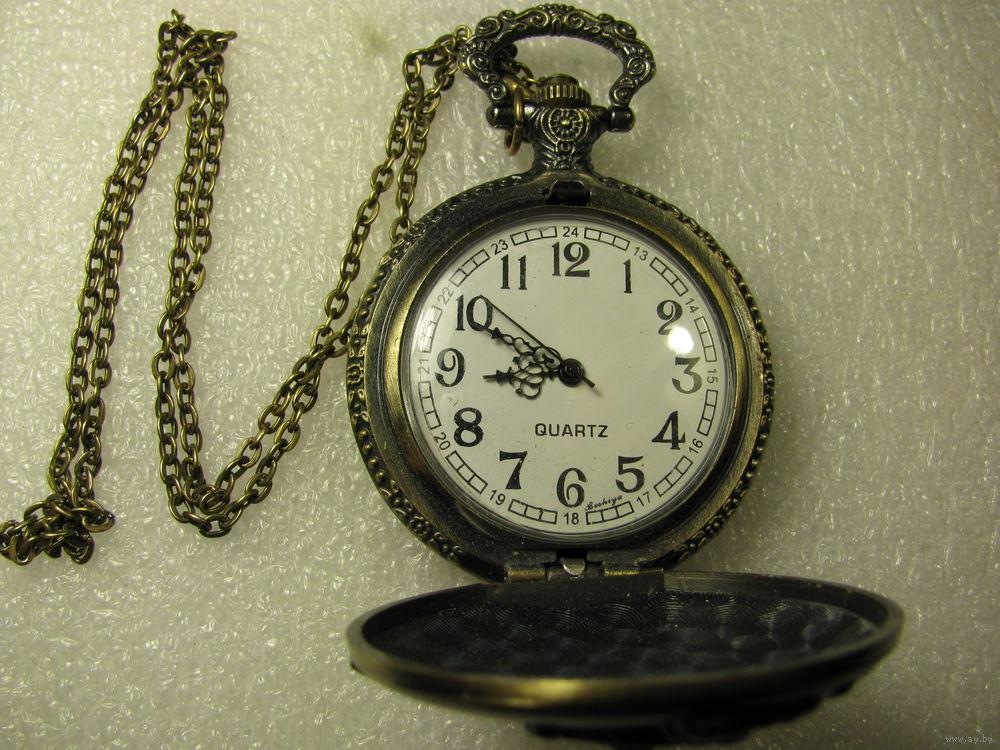 a7ce2b5f Часы карманные кварцевые