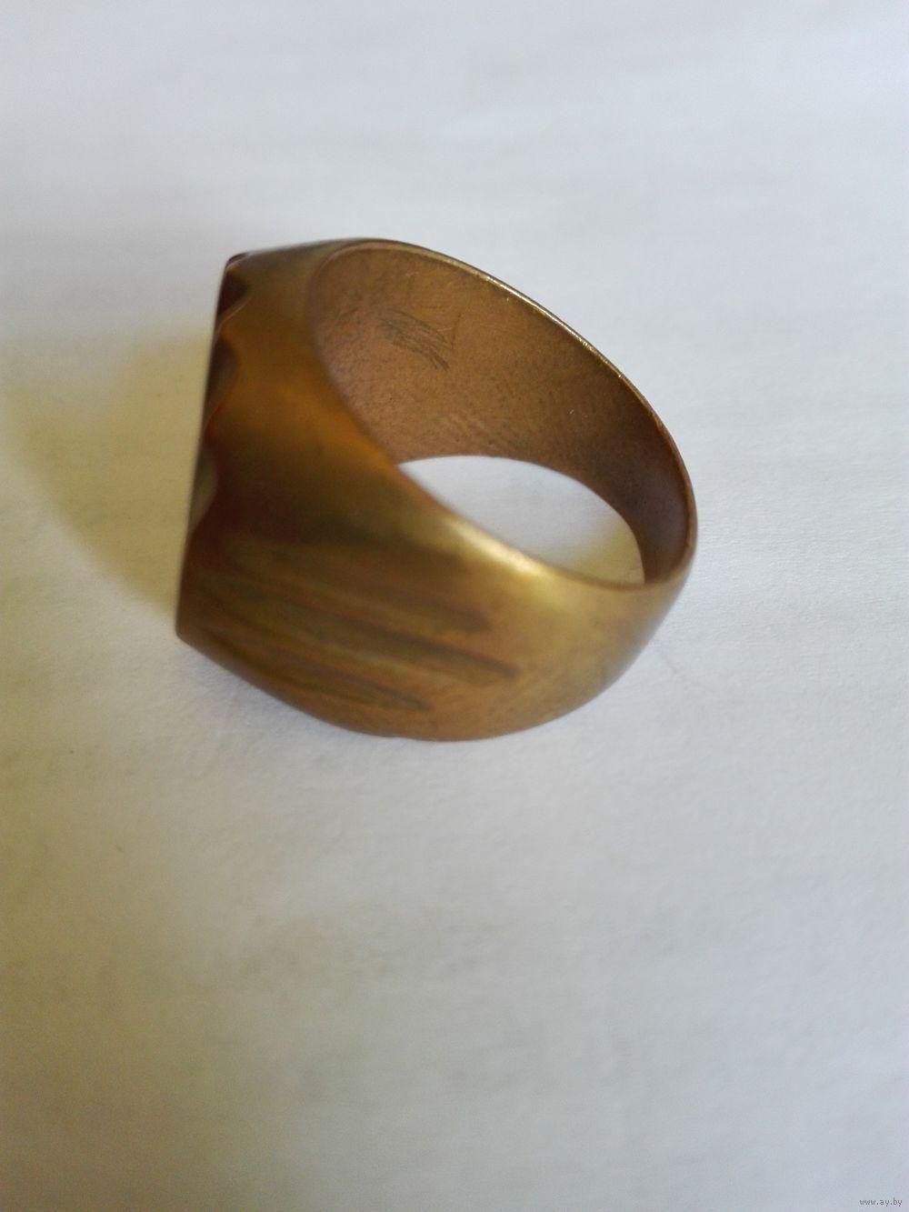 Перстень из латуни своими руками 29